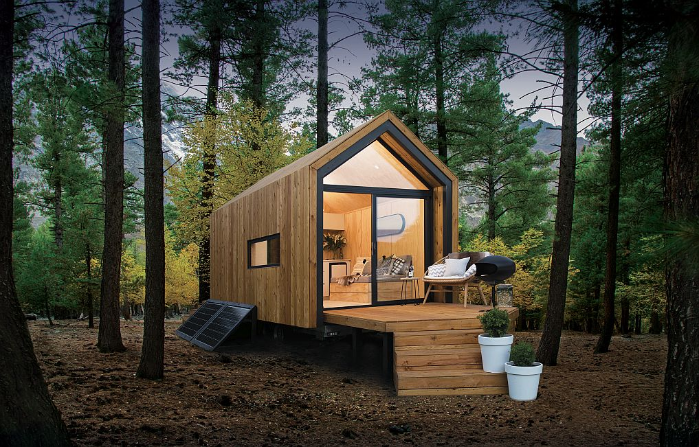 Can we learn from Tiny home living?